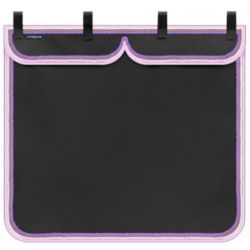 Tenture box personnalisable Wave courte Equiline