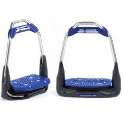 Etriers Freejump personnalisables Air's 10-00 plancher incliné oeil droit