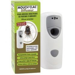 Diffuseur d'insecticite télécommandé Mouch'Clac