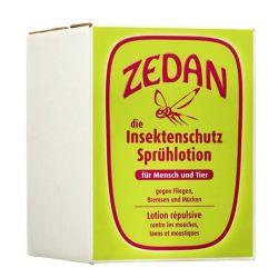 Répulsif anti-mouche et soin embalage  Zedan