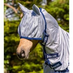 Masque cheval anti-mouche...
