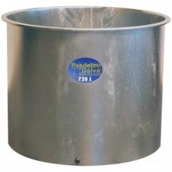 Bac à eau métallique...