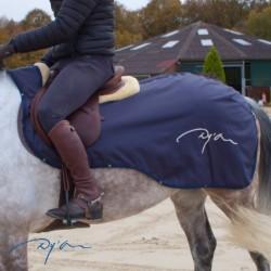 Couvre reins Dyon cheval...