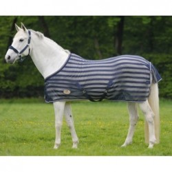Chemise anti-mouches cheval économic  avec sursangles waldhausen