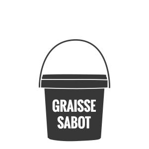 Graisse sabot cheval - Mon Cheval