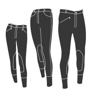 Pantalons d'équitation - Mon Cheval