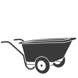 Brouettes et chariot cheval - Mon Cheval