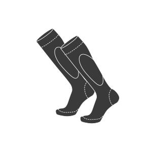 Chaussettes équitation - Mon Cheval