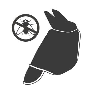 Masques anti-mouches cheval - Mon Cheval