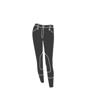 Pantalons équitation enfant - Mon Cheval