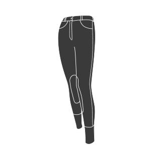 Pantalons équitation femme - Mon Cheval