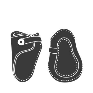 Protège-boulets cheval - Mon Cheval