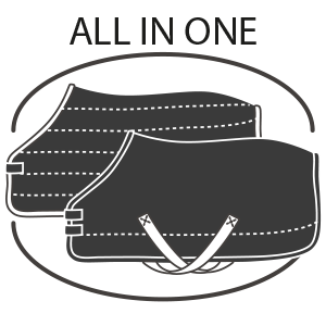 Sous-couvertures Bucas cheval - Mon Cheval