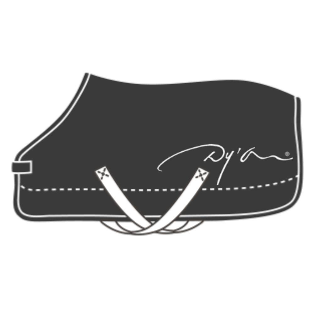 Couverture Dyon cheval - Mon Cheval