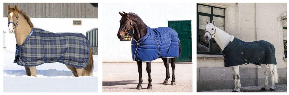 couverture box écurie cheval